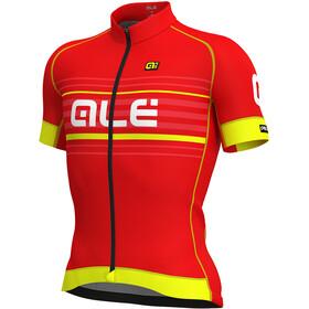 Alé Cycling Graphics PRR Salita Bike Jersey Shortsleeve Men yellow/red